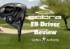 Cobra F8 Driver Review
