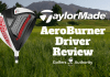 Taylormade Aeroburner Driver Review
