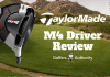 TaylorMade M4 Driver Review