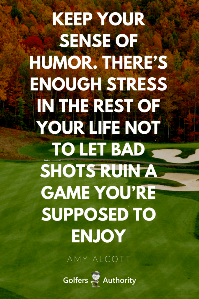 The 60 Best Golf Quotes Of All Time Golfers Authority Gorgeous Golf Quotes About Life