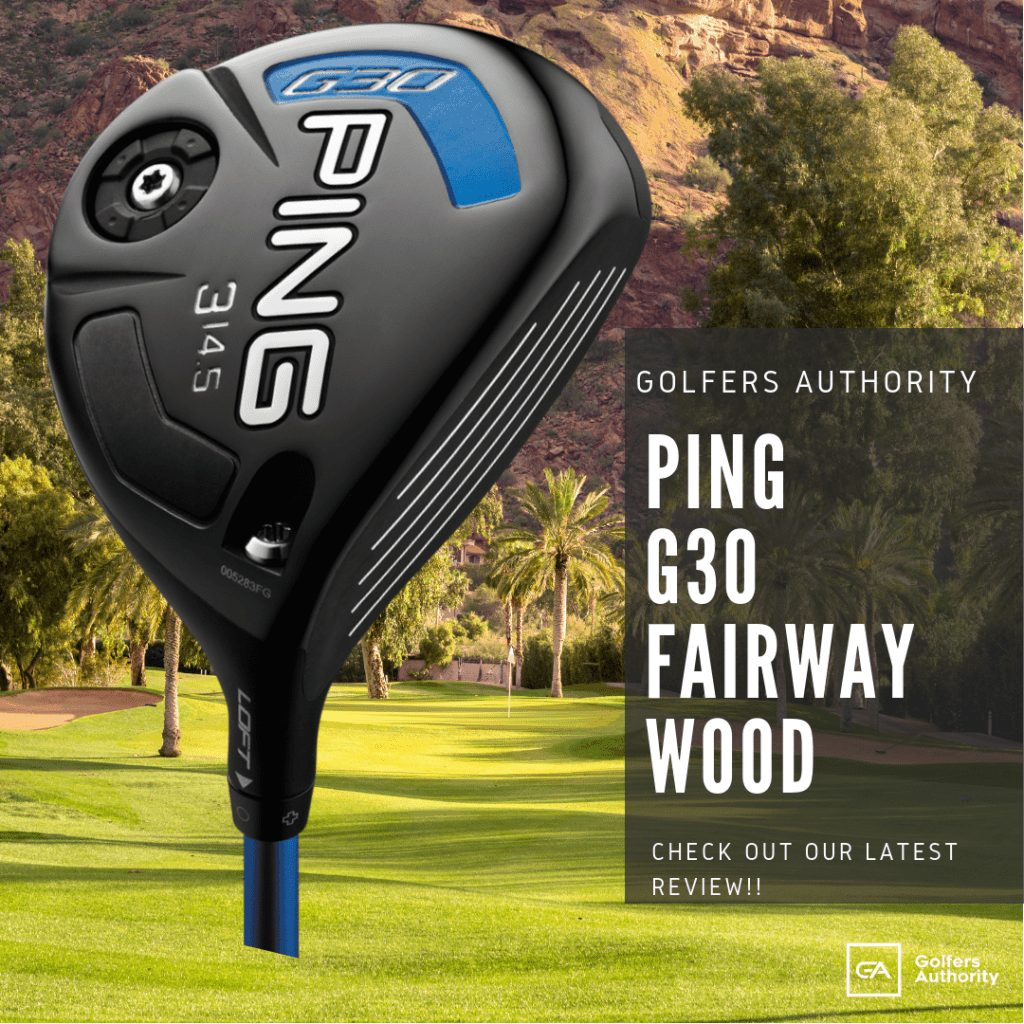 Ping-g30-fairway-wood