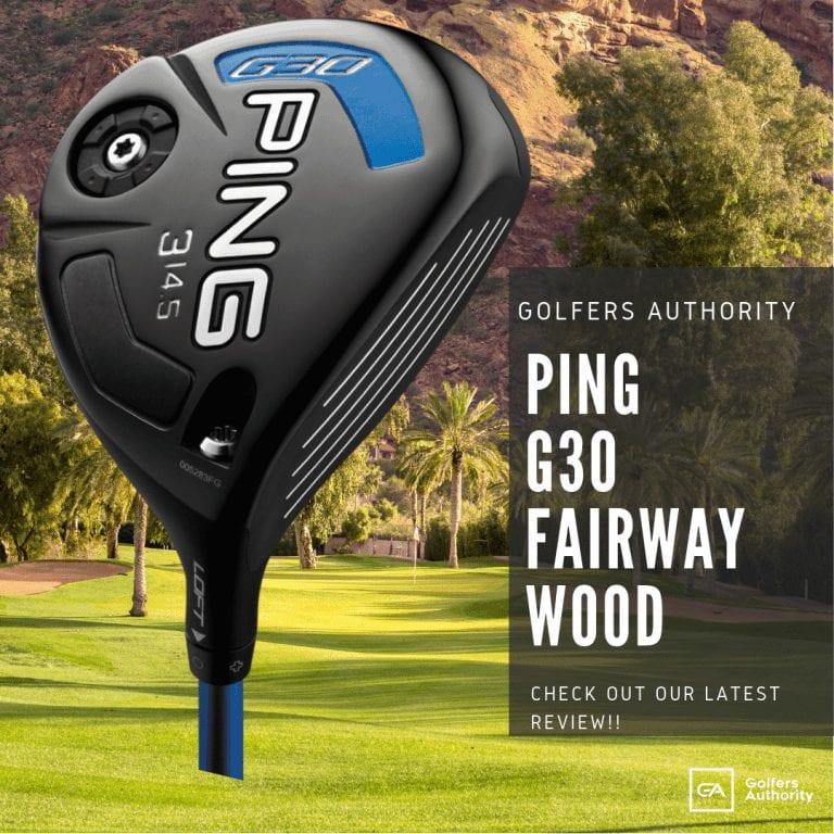 Ping-g30-fairway-wood