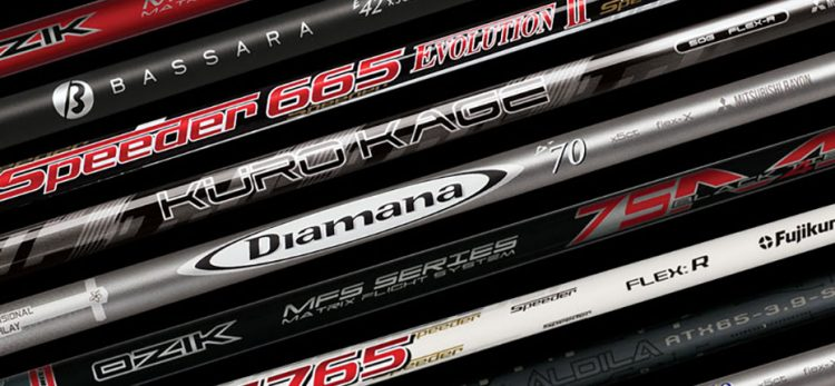 golf iron shafts