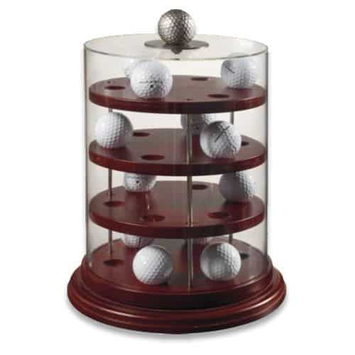 Golf Ball Display Boxes for Desktop