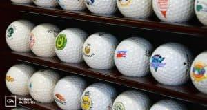 Best Golf Ball Display Case