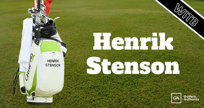 Henrik Stenson WITB