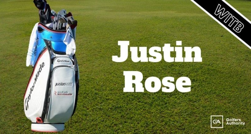 Justin Rose WITB