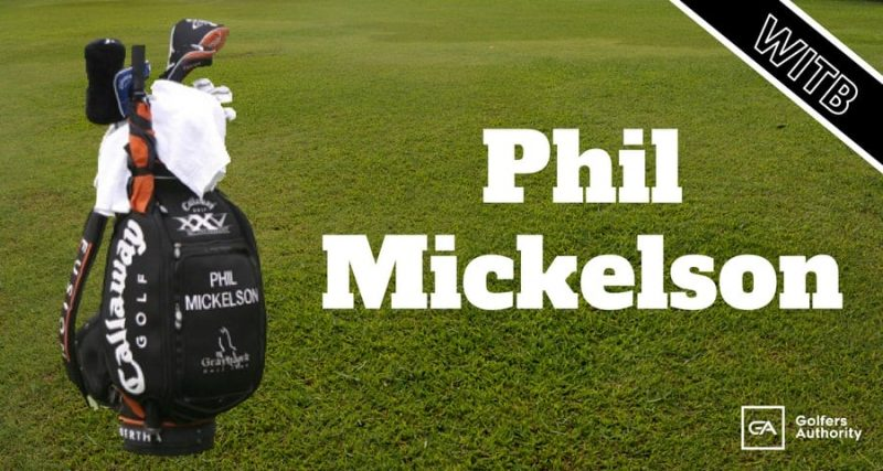 WITB Phil Mickelson