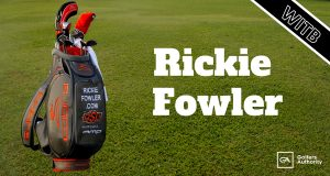 Rickie Fowler WITB