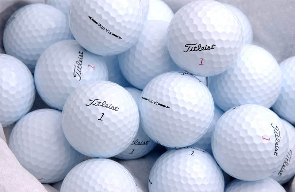 Types Of Golf Balls