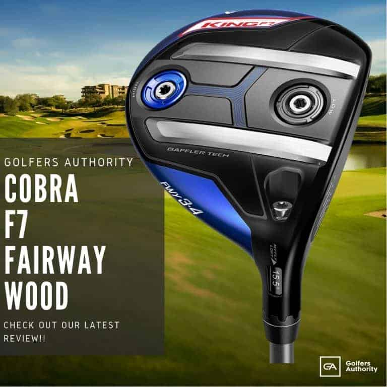 Cobra-king-f7-fairway-wood