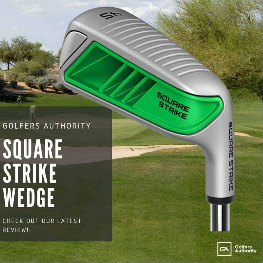 Square Strike Wedge
