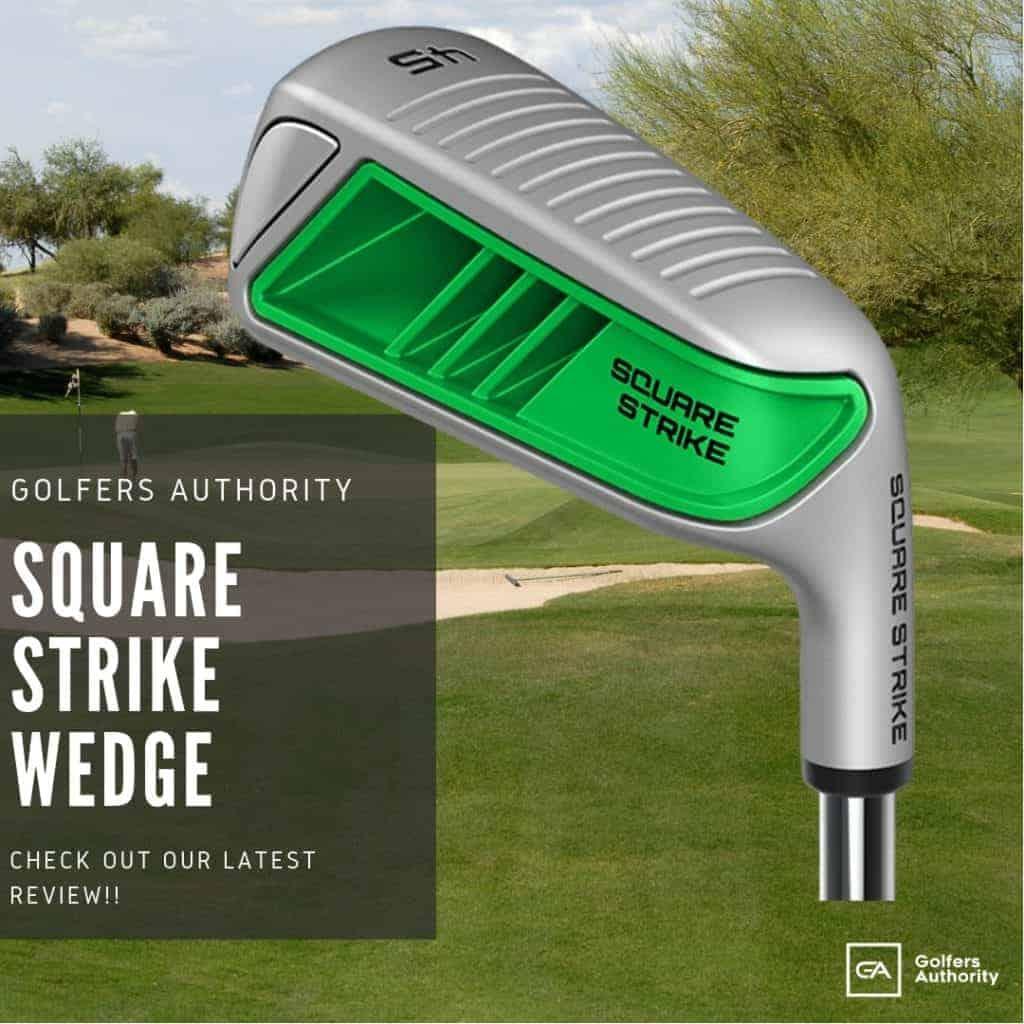 Square-strike-wedge
