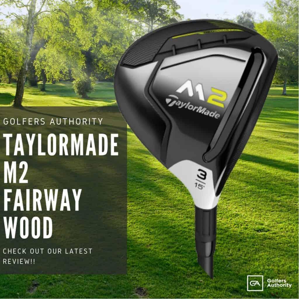 Taylormade-m2-fairway-wood