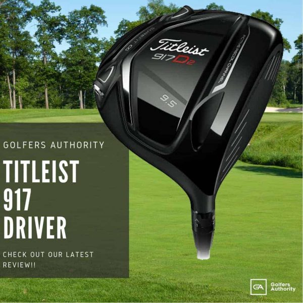Titleist-917-driver