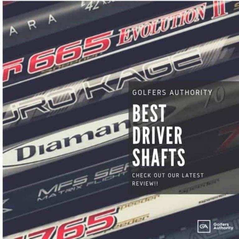 Best-driver-shafts