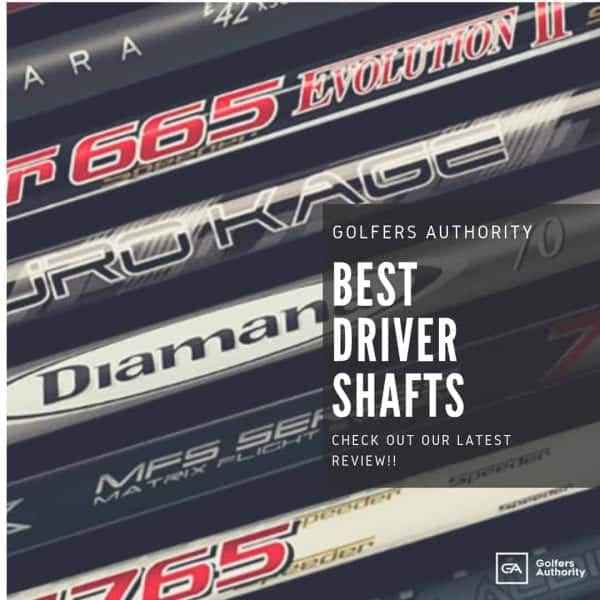 Best-driver-shafts