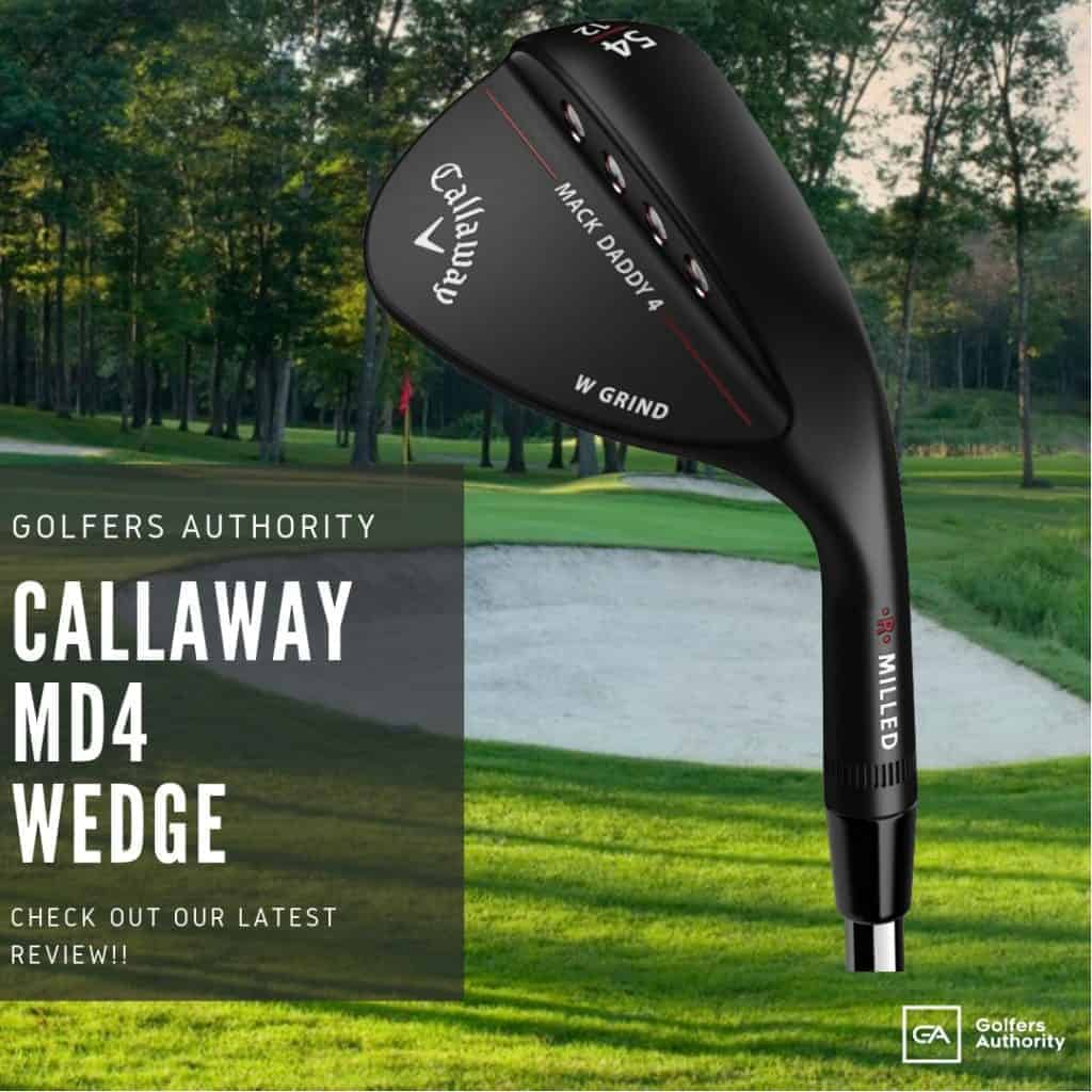 Callaway MD4 Wedge Review