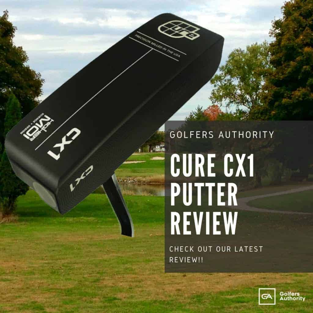 Cure CX1 Putter Review