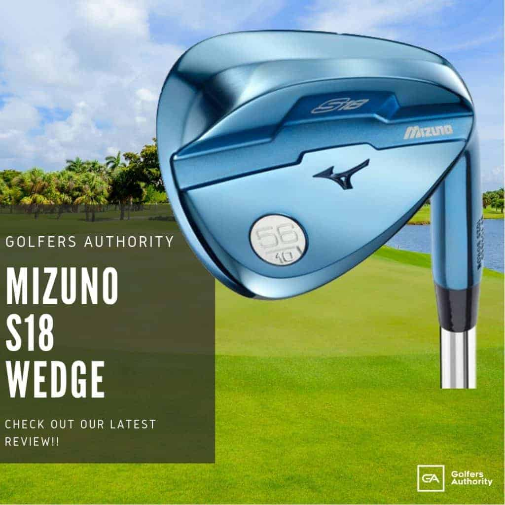 Mizuno S18 Wedge Review