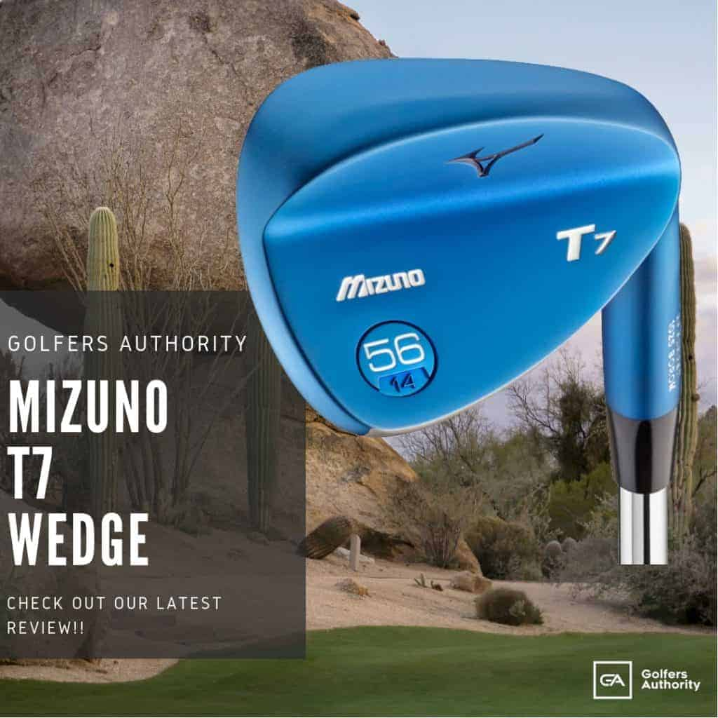 Mizuno T7 Wedge Review