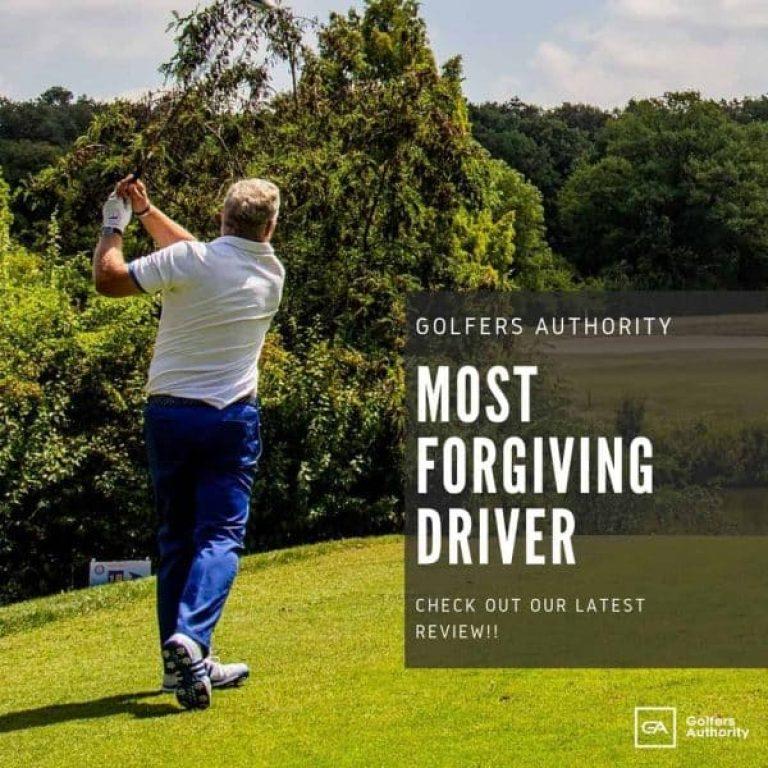 Most-forgiving-driver