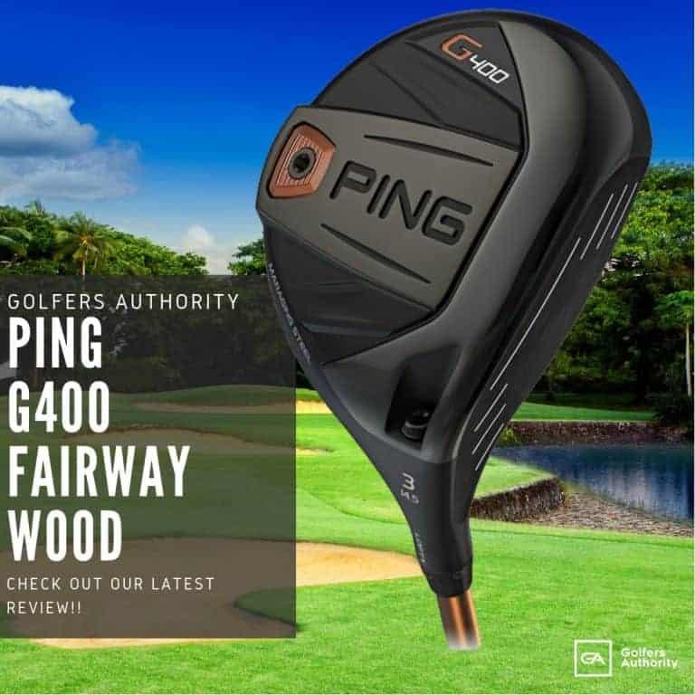 Ping-g400-fairway-wood