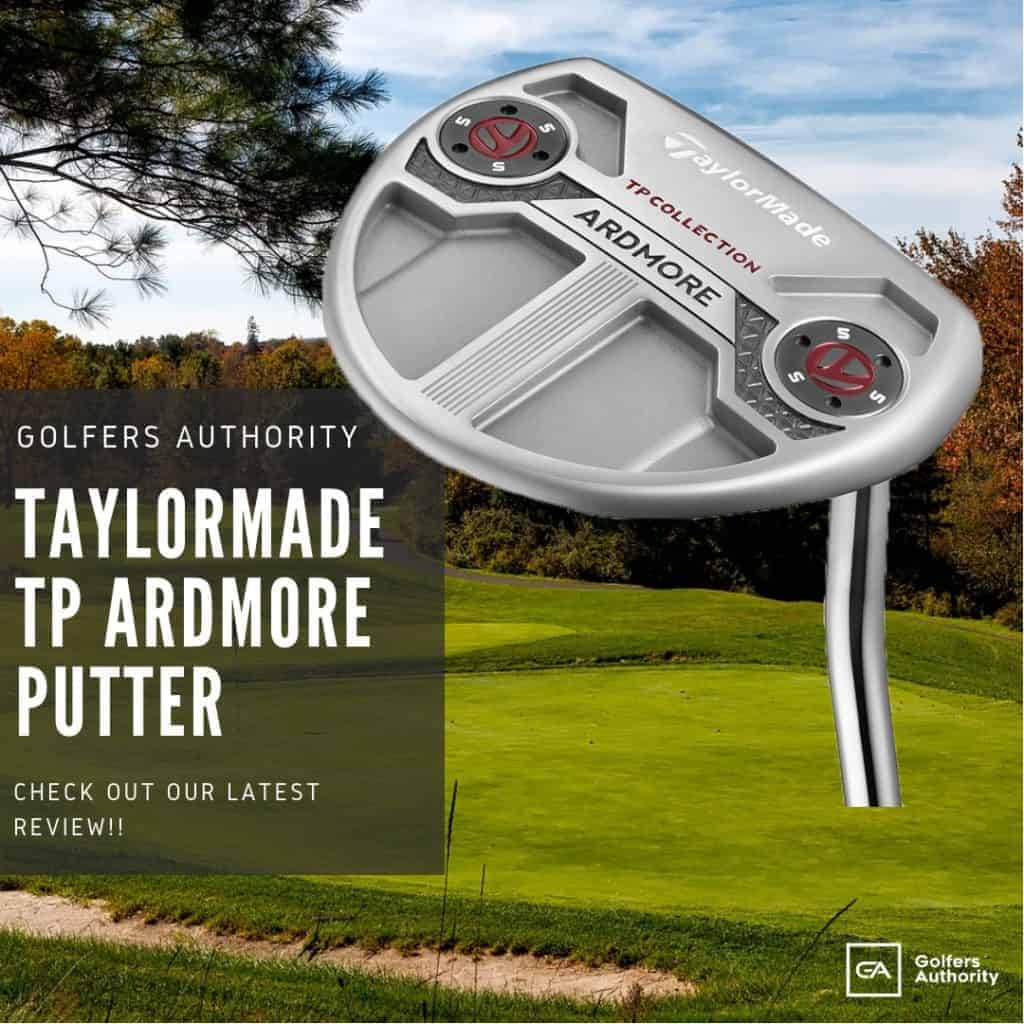 TaylorMade TP Ardmore Putter Review