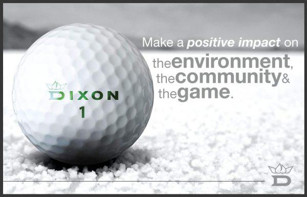 Dixon Golf Balls
