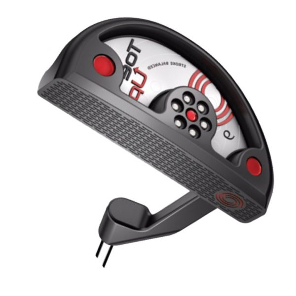 copy of odyssey toe up putter review