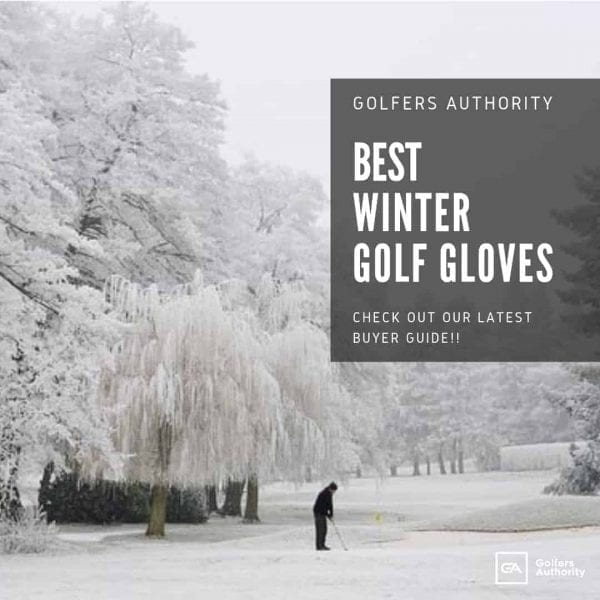 Best Winter Golf Gloves
