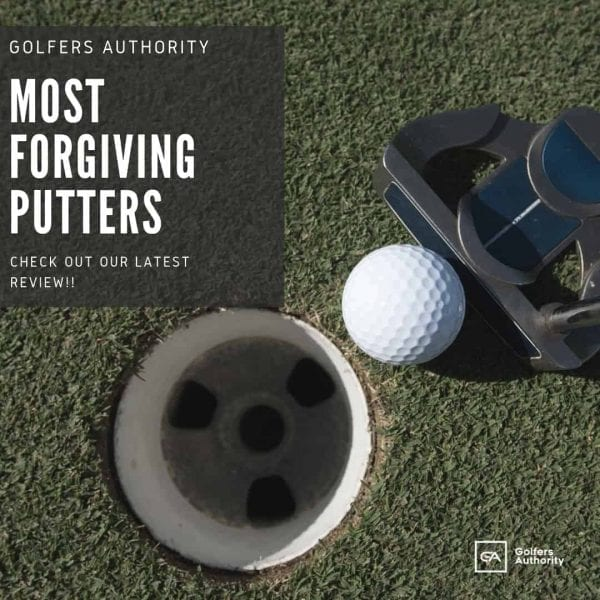 Most-forgiving-putters