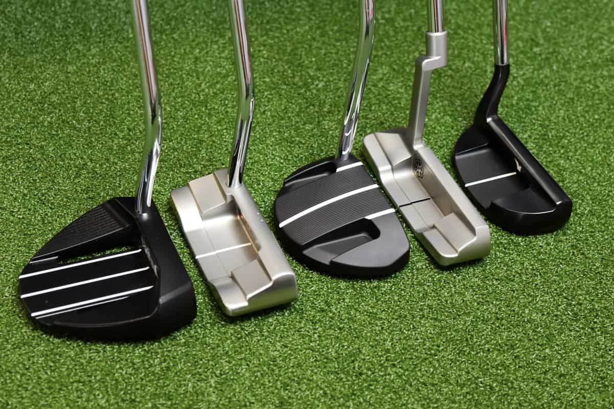 Top Putter Feature