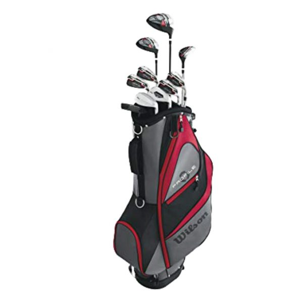 copy of wilson profile golf clubs review