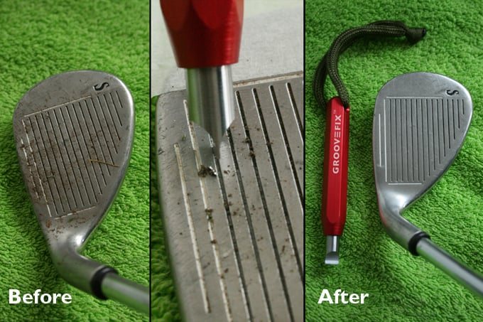 Best Golf Club Groove Sharpeners