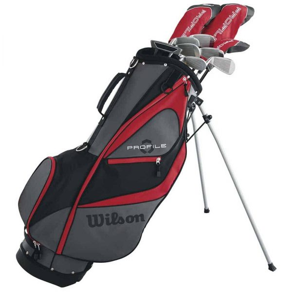 Wilson Profile Golf Clubs Review