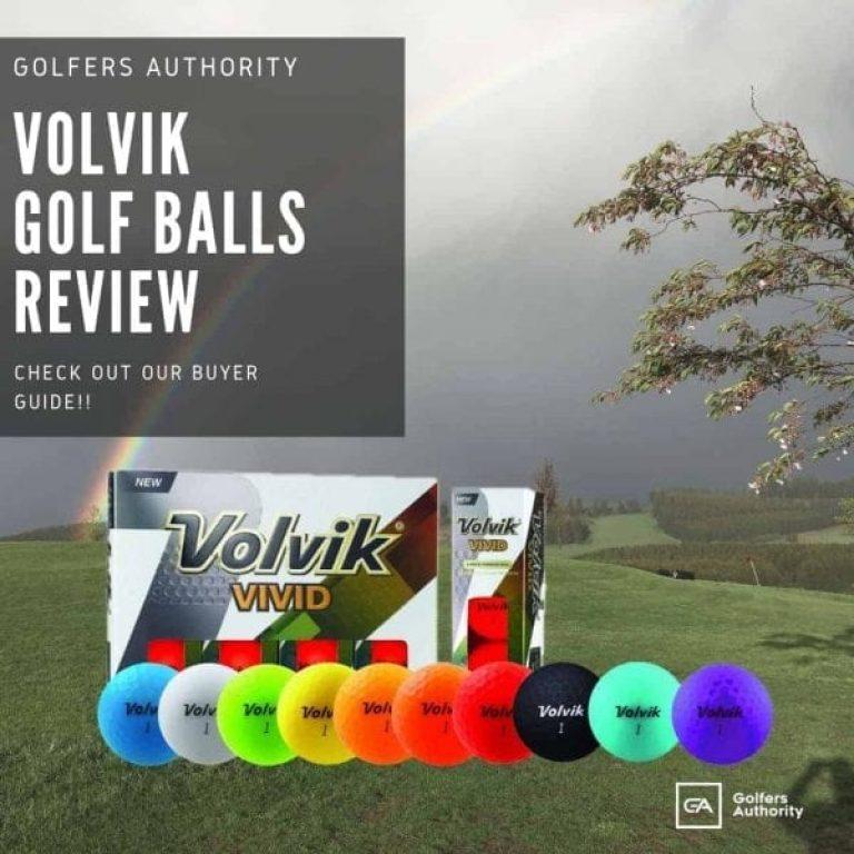 Volvik Golf Balls Review