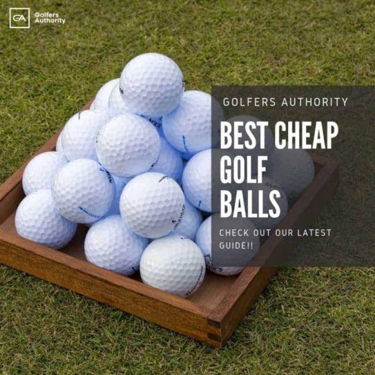 Best Cheap Golf Balls 1