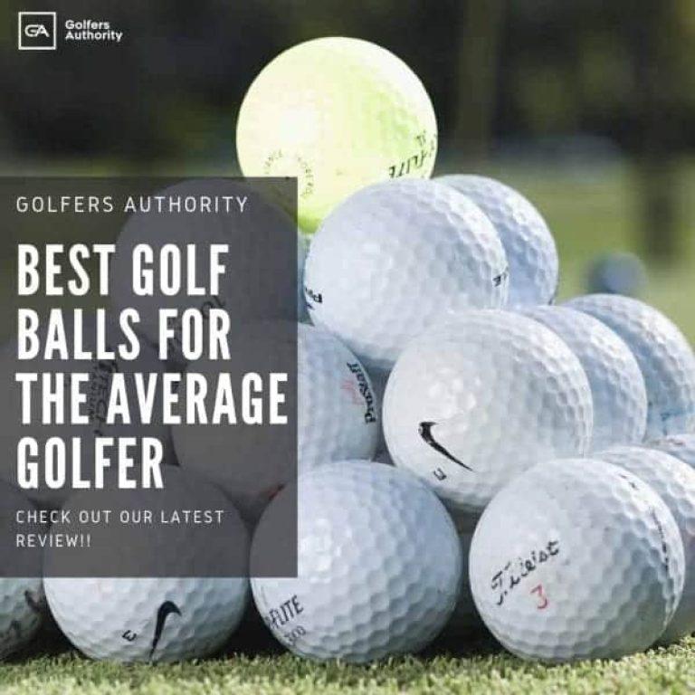 Best Golf Balls For Average Golfer 1