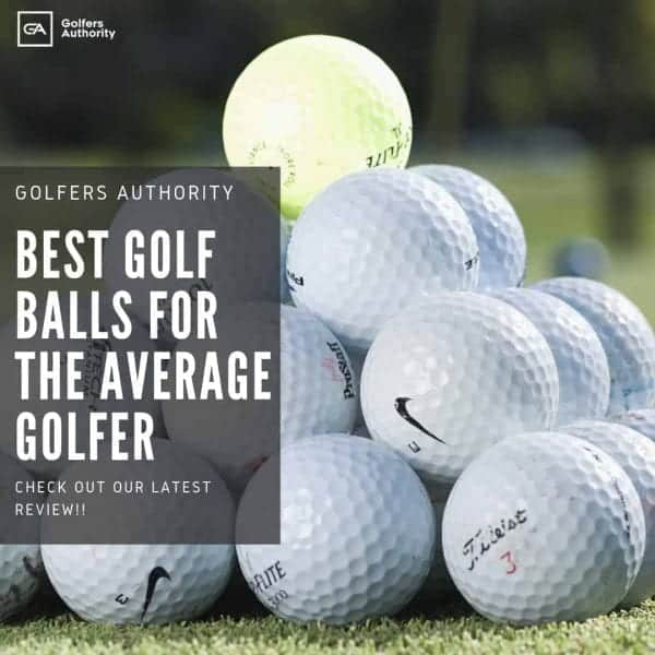 Best Golf Balls For Average Golfer 1