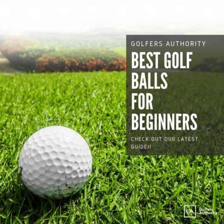 Best Golf Balls For Beginners 1