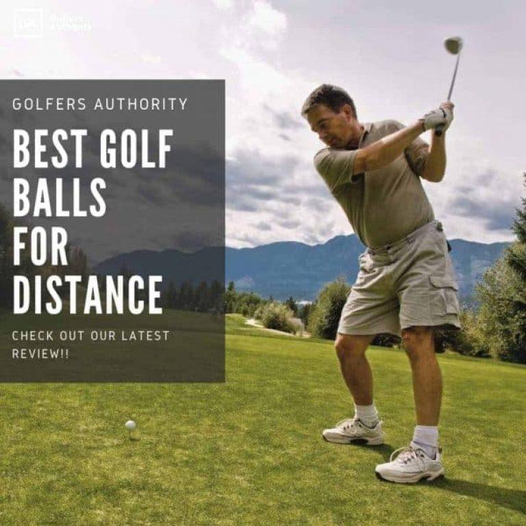 Best Golf Balls For Distance 1