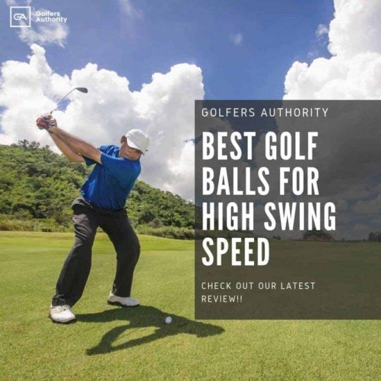 Best Golf Balls For High Swing Speed 1
