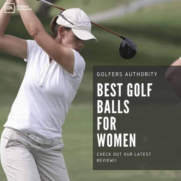 Best Golf Balls For Women 1