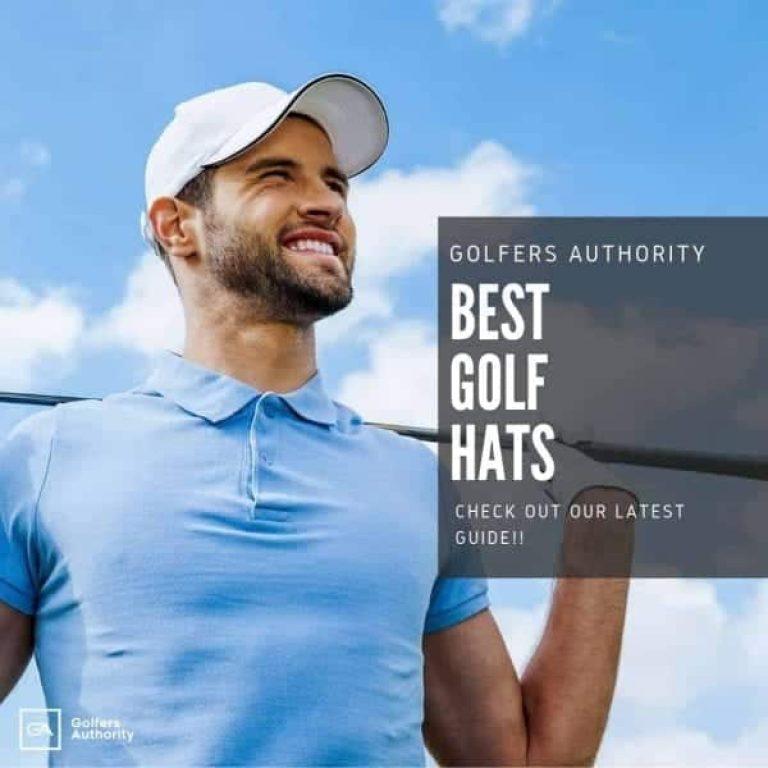 Golf Hats 1