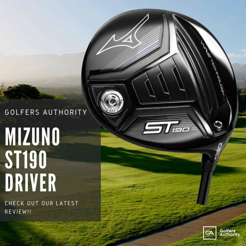 Mizuno St190 Driver 1