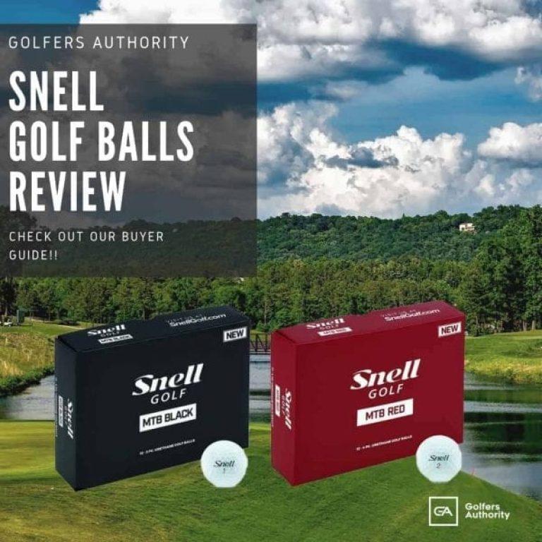 Best Snell Golf Balls 1