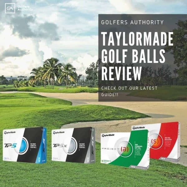 Taylormade Golf Balls Review 1