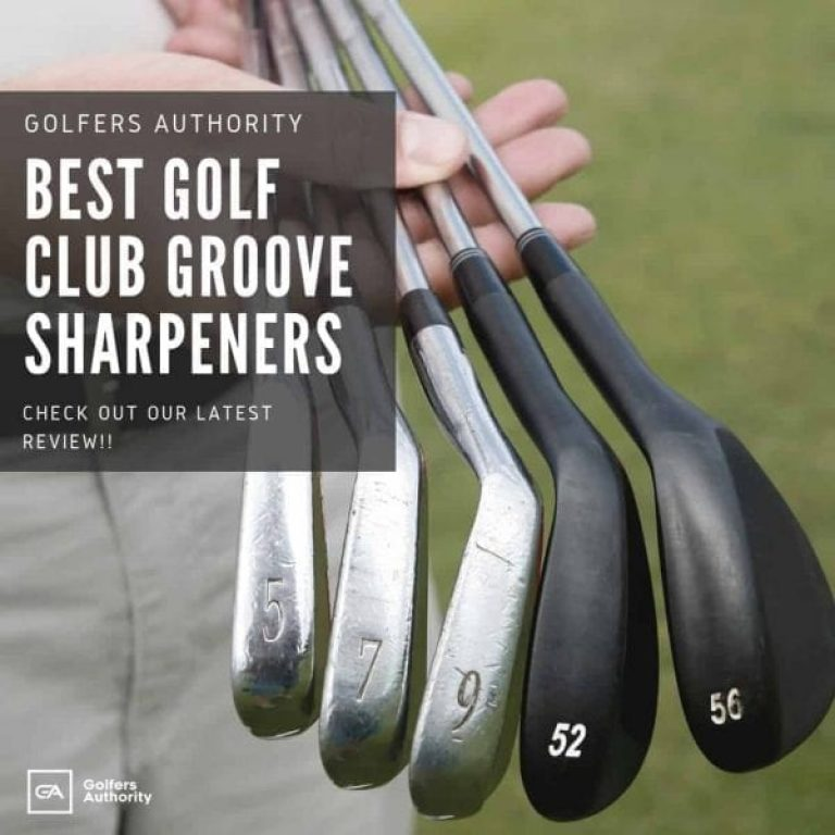 Best Golf Club Groove Sharpener Top Irons 1
