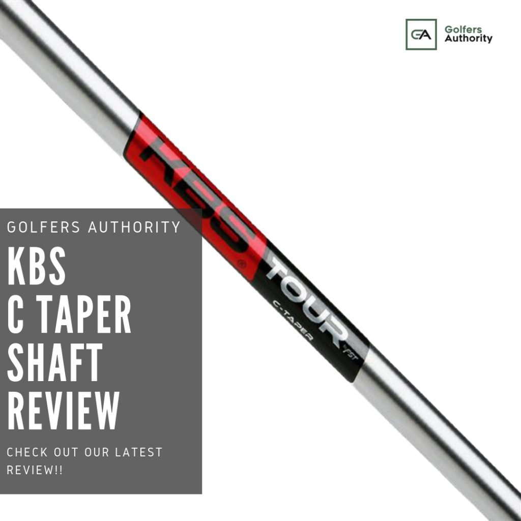 Kbs C Taper Shaft1